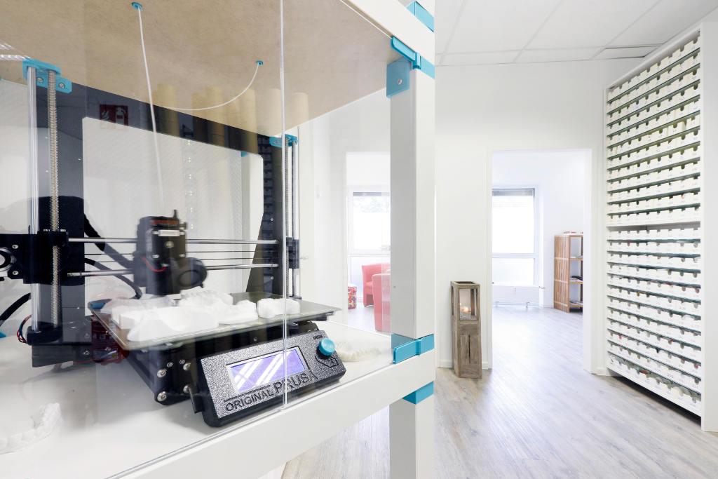 KFO Huerth 3D-Drucker